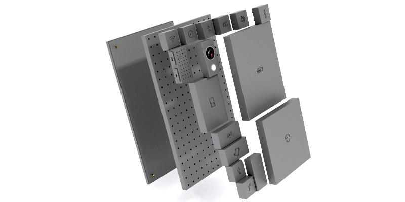 Smartphone modulaire