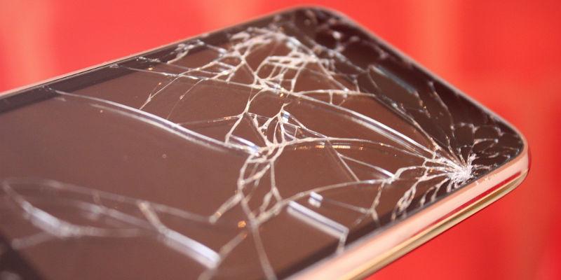 Smartphone parfait futur solidité