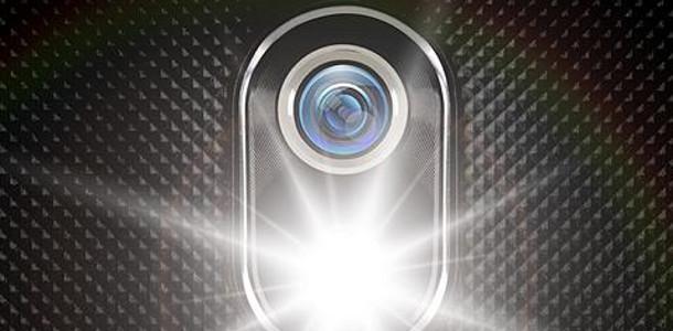 Smartphone sécurité lampe de poche