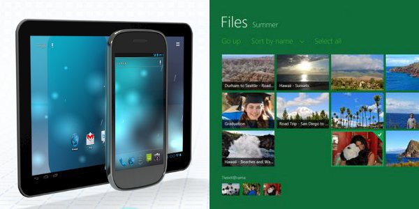 Smartphone du futur : OS