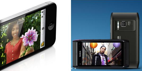 Smartphone du futur : photos et vidéos