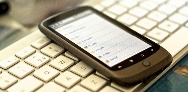 Smartphone du futur : remplaçant du PC ?