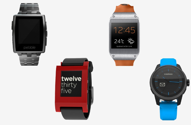 Sony smartwatch 2 concurrence