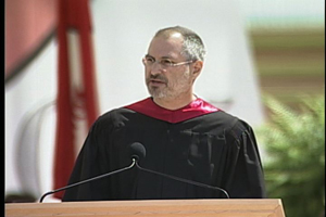 Steve Jobs discours Stanford