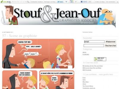 Stouf & Jean-Ouf