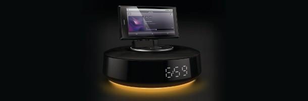 Philips Fidelio AS111, enfin un dock / radio-réveil pour Android !