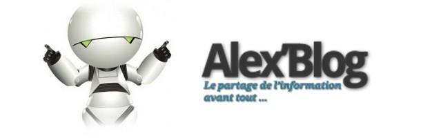 Alex'Blog fête ses 3 ans !