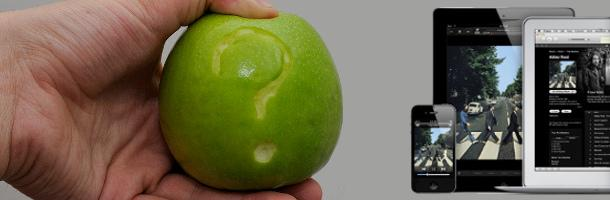 Les grandes questions d'Apple pour 2012