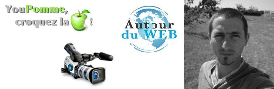Le geek du jour : Cédric Serret d'Autour du Web