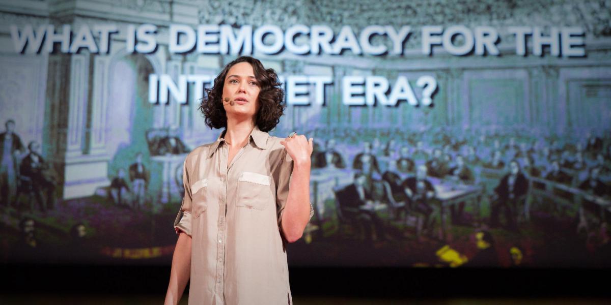 Comment mettre à jour nos démocraties à l'heure d'Internet ?