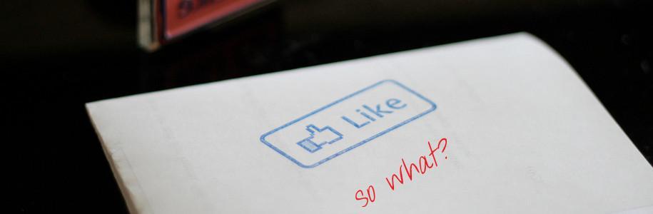 Ce n'est pas toujours la faute de Facebook