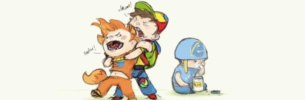 Firefox, Chrome et Internet Explorer