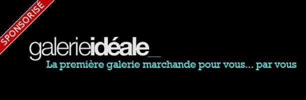 Galerie Idéale, une sélection collaborative des meilleures boutiques en ligne