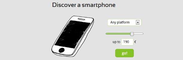 Choisir un smartphone devient plus facile avec Geekaphone