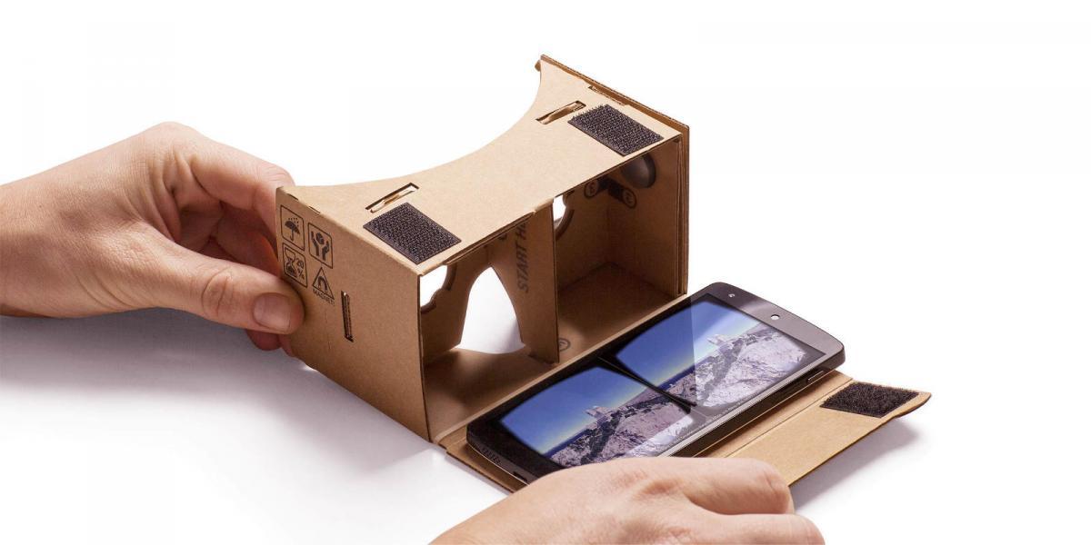 [Test] Google Cardboard, la réalité virtuelle à la portée de tous