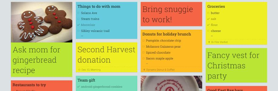 Utiliser Google Keep comme liste de tâches, la bonne idée ?