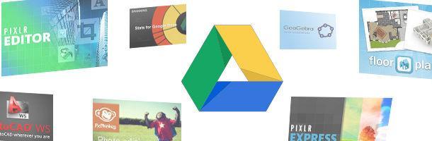 Les meilleures applications pour Google Drive