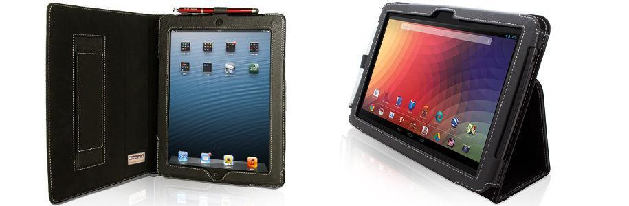 [Test] Housses pour iPad 4 et Nexus 10 The Snugg, 2 modèles à gagner !