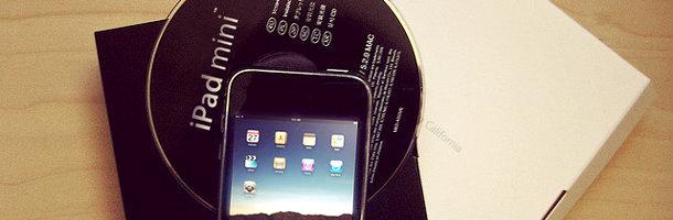 Quelques idées qui rendraient l'iPad mini incontournable