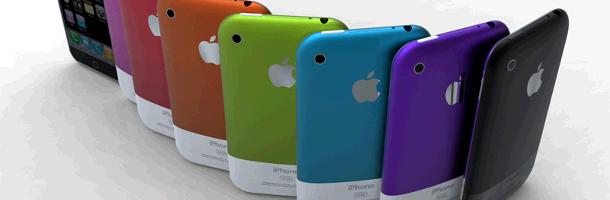 7 magnifiques idées de design pour l'iPhone 5
