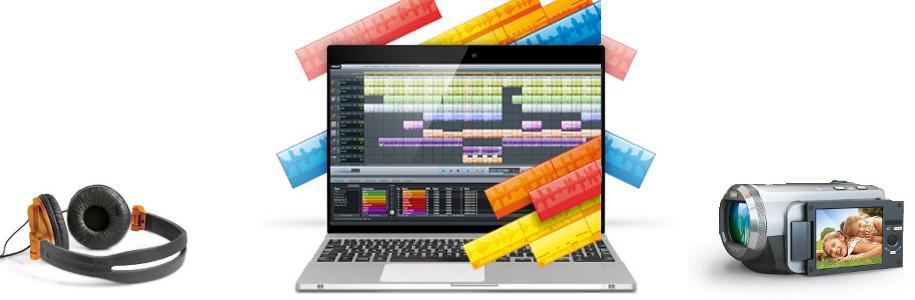 Crée ta musique et tes vidéos avec les logiciels MAGIX, 200€ de lots à gagner !