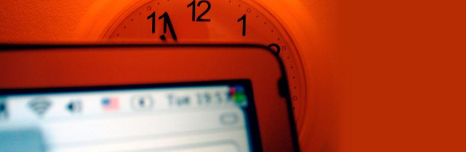 Comment 5 minutes deviennent une éternité sur le web