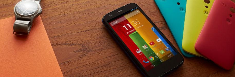 [Test] Motorola moto g, le meilleur d'Android à moins de 200 €