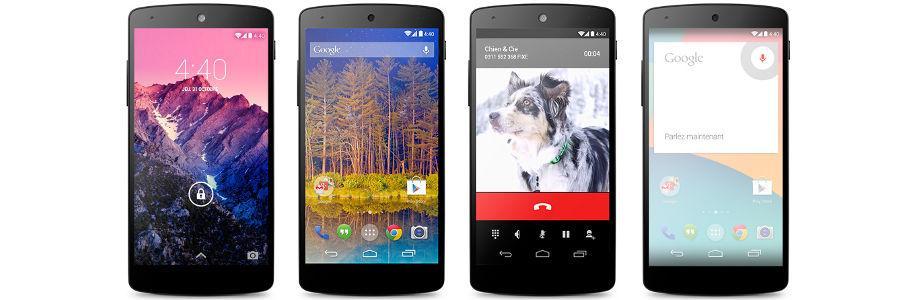[Test] Nexus 5, le meilleur d'Android dans un smartphone à prix raisonnable