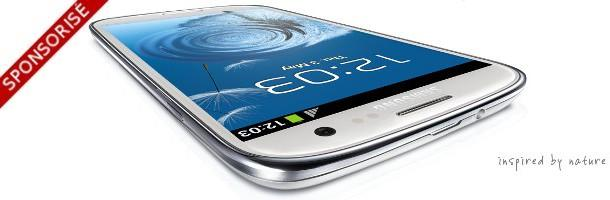 Samsung fait campagne pour son Galaxy SIII