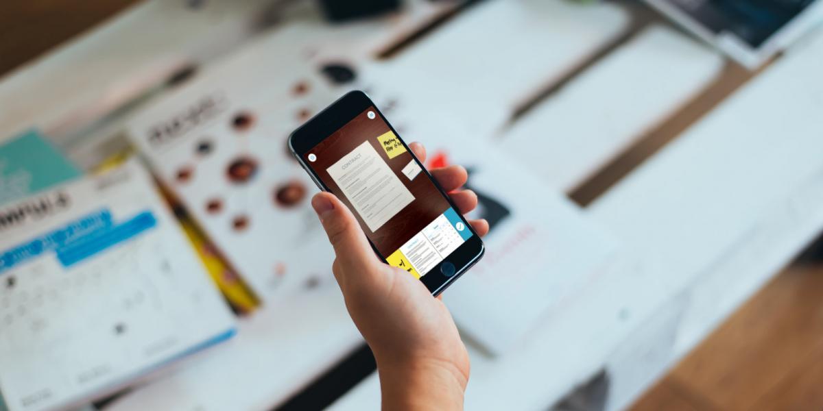 Les meilleures solutions pour scanner des documents sur smartphone ou tablette