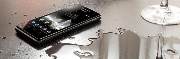Sauver un smartphone ou une tablette qui a pris l'eau