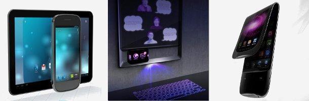 Les futures fonctionnalités de nos smartphones