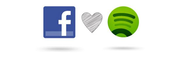 Facebook Music Spotify