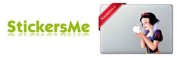 Donne vie à ton Mac avec StickersMe (3 stickers à gagner !)