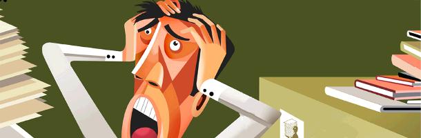 Stop au stress au travail !