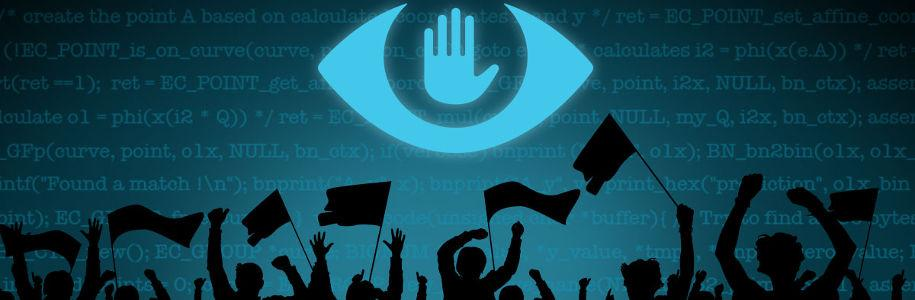 The Day We Fight Back : aujourd'hui le web se mobilise contre la surveillance de masse