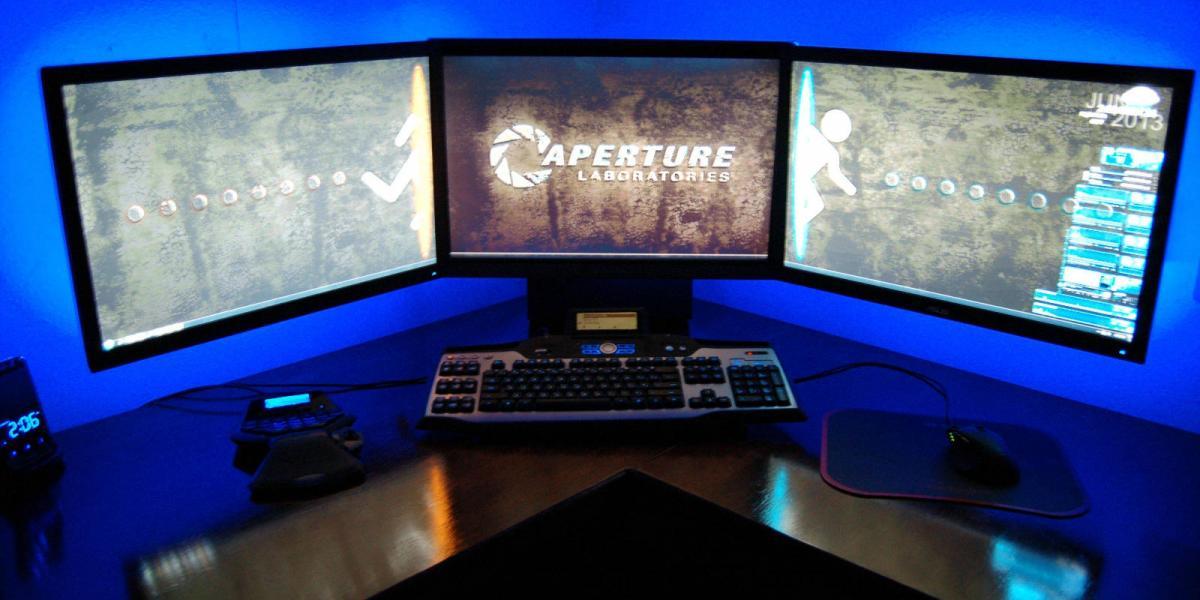 Un PC avec trois écrans ? Pour quoi faire ? Comment faire ?