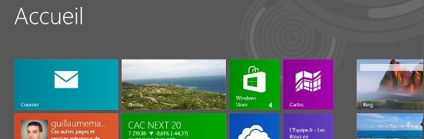 Le plein de trucs et astuces pour Windows 8