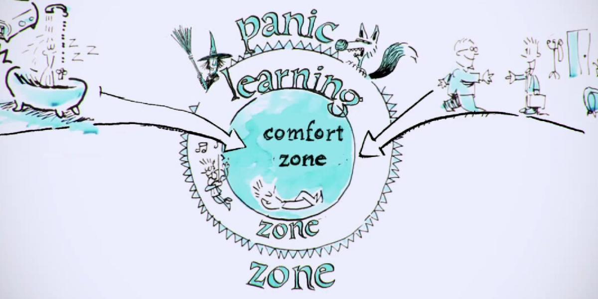 Oser sortir de sa zone de confort