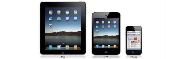 Vers un iPad 7 pouces ? Le point sur les rumeurs