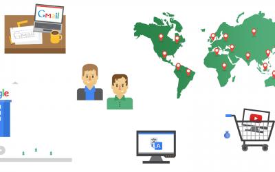 55 infos intéressantes à propos de Google [infographie]
