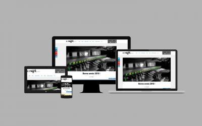 coreight .com version 2015, le contenu d'abord