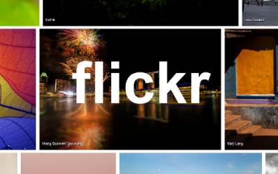 7 utilisations originales de Flickr