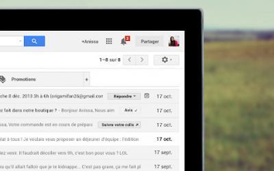 10 nouveautés et fonctions méconnues de Gmail