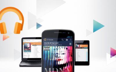 Google Play Music, le lecteur audio idéal ?