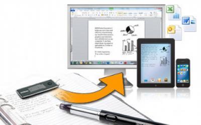 [Test] IRISNotes, le stylo digital qui numérise tes écrits