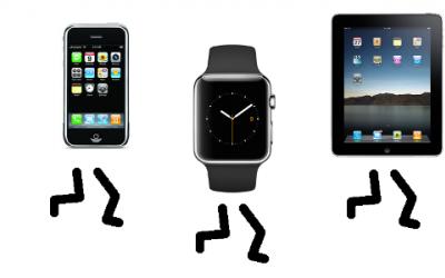 Technotroll #6 : quand ils lancent leur première montre connectée