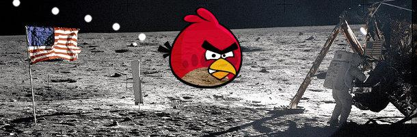 Angry Birds Moon