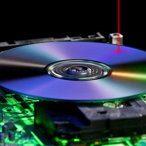 Disques optiques CD / DVD