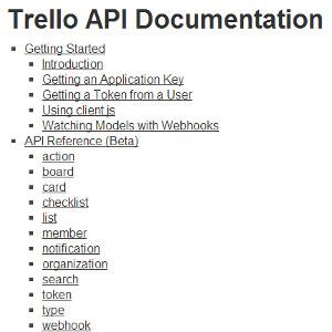 Trello API